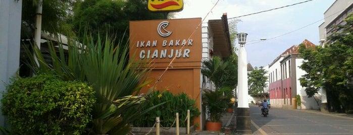 Ikan Bakar Cianjur (IBC) is one of Top 10 dinner spots in semarang.