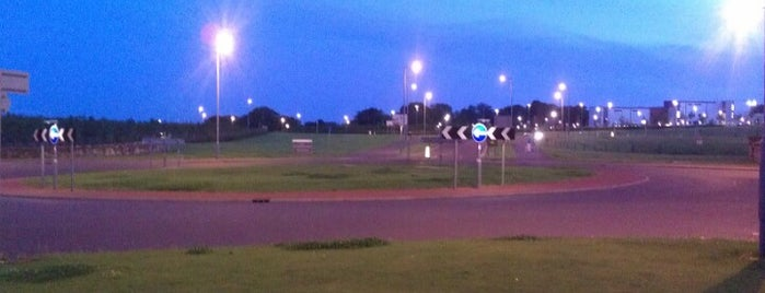 Royal Hospital Roundabout is one of Named Roundabouts in Central Scotland.