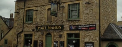 The Port Mahon is one of Pubs of Oxford.