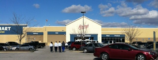 Walmart Supercenter is one of Tiffin Hot Spots.