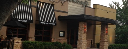 Fleming's Prime Steakhouse & Wine Bar is one of The 15 Best Places for a Steak in Tulsa.
