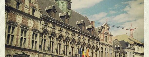 Grand Place de Mons is one of Extérieur.