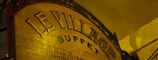 Le Village Buffet is one of Viva Las Vegas.