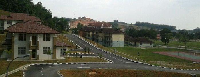 Institut Kemahiran Tinggi Belia Negara Sepang is one of Learning Centers,MY #5.