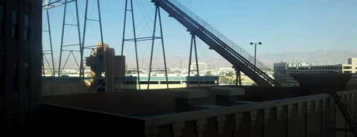 The Roller Coaster is one of Viva Las Vegas.