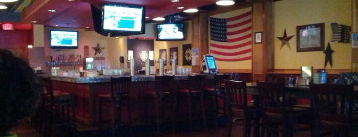 The Bungalow is one of Local Redskins Rally Bars.