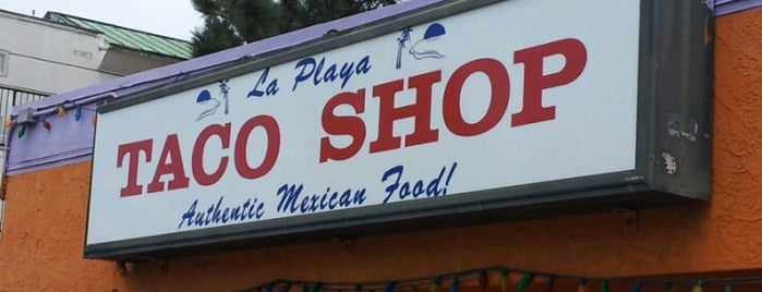 La Playa Taco Shop is one of San Diego: Taco Shops & Mexican Food.