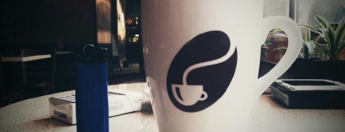 Идеальная чашка is one of Места готовые к видеотрансляции.