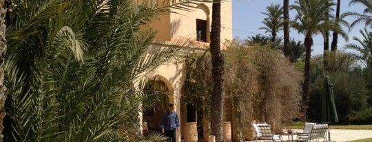 Jnane Tamsna is one of CBM in Morocco.