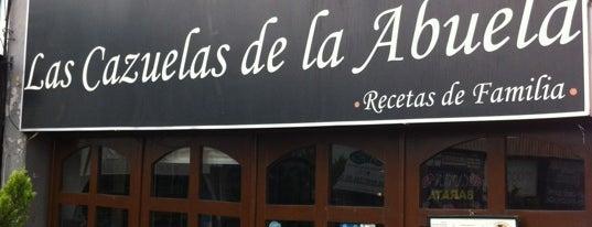 Las Cazuelas De La Abuela is one of Restaurantes para Quedar Bien.