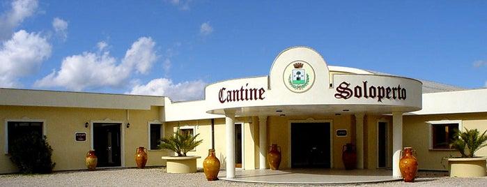 Soloperto Vini is one of Cantine Aperte Puglia 2012.
