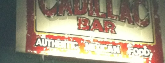 Cadillac Bar is one of Restaurant.