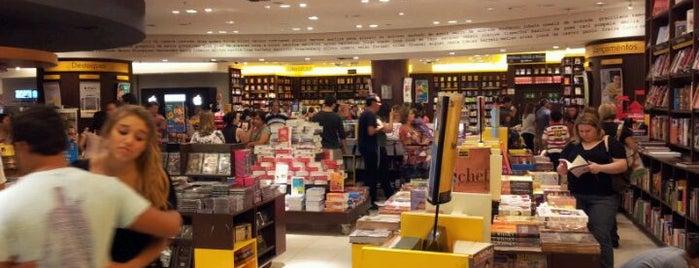 Saraiva MegaStore is one of Lugares legais em São Paulo.