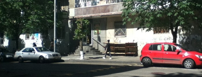 Iosebidze Street is one of Streets.