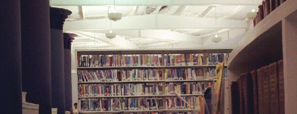 Chicago Public Library — Sulzer Regional Library is one of Chicago Favorites.