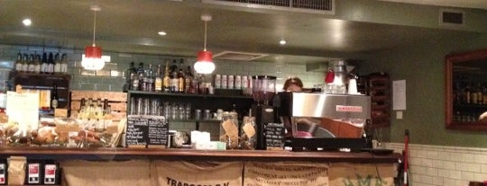 Full Stop is one of London's Best Coffee.