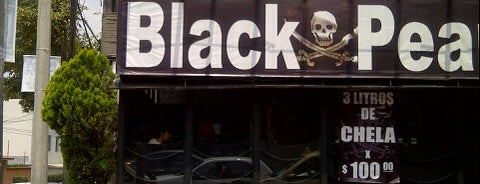 The Black Pearl is one of Nocturno.