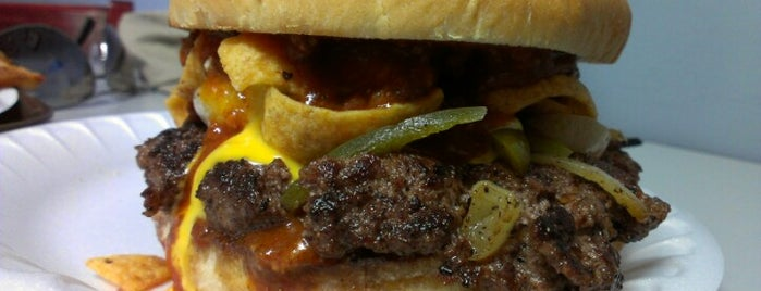 Hubcap Grill & Beer Yard is one of Top picks for Burger Joints.