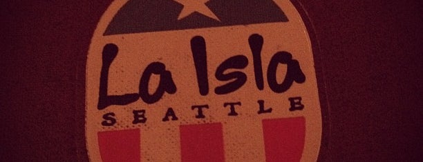 La Isla is one of Happy Hour in Seattle.