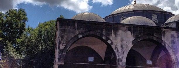 Fındıklı Molla Çelebi Camii is one of İstanbul'daki Mimar Sinan Eserleri.
