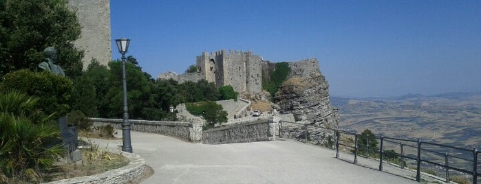 Il Borgo Medievale di Erice is one of South Italy.