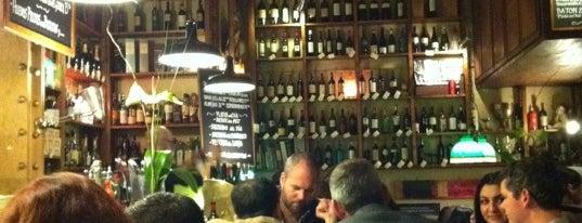 Bar Mut is one of Holger's favorite spots in Barcelona.