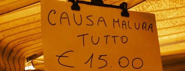 Fera 'o Luni is one of Catania.