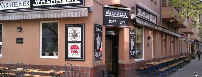 Walhalla is one of West Berlin Connection! Welcome!.