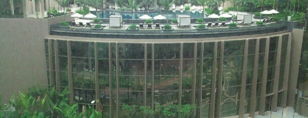 Impiana KLCC Hotel is one of The 15 Best Places for Breakfast Food in Kuala Lumpur.