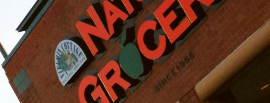 Natural Grocers is one of Vegetarian and Veggie Friendly.