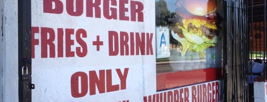 Hawkins House Of Burgers is one of LA Food to try.