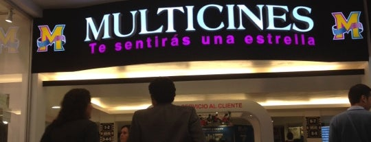 Multicines is one of Ecuador best spots.