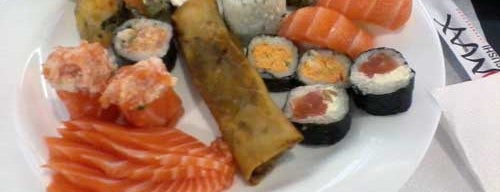 Max Sushi is one of Flamboyant Shopping Center.