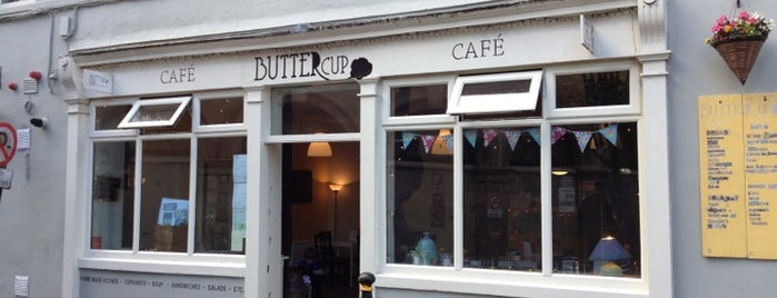 Buttercup Café is one of Eat & drink Cork.