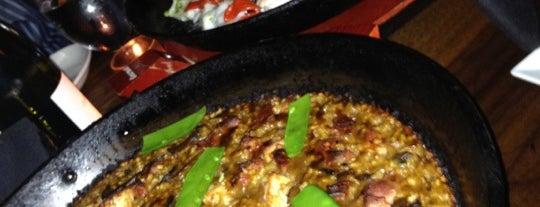 SOCARRAT Paella Bar - Nolita is one of DOWNTOWN food.