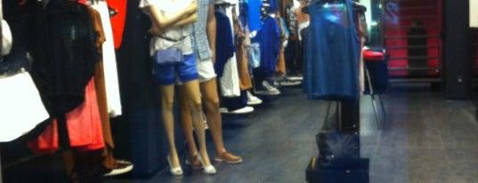 Tiendas de moda en madrid - Hm calle orense ...