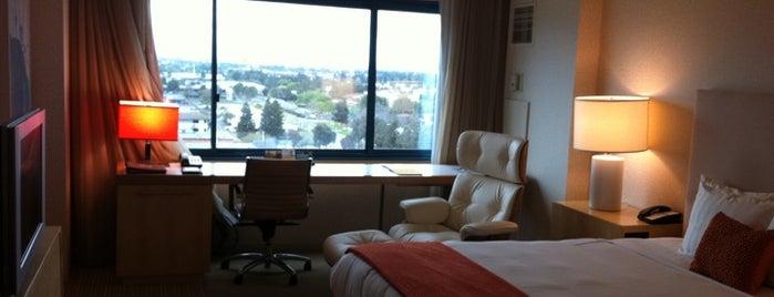 Hyatt Regency Santa Clara is one of HYATT Hotels and Resorts.