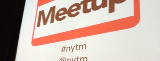 NYC Tech Meetup is one of Ultimate NYC Nerd List.