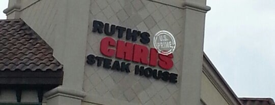 Ruth's Chris Steak House is one of Dining in Orlando, Florida.