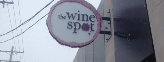 The Wine Spot is one of Cleveland Beer Week (Venues).