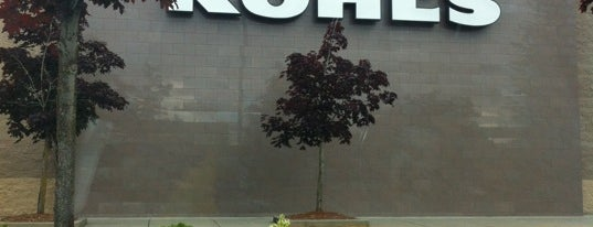 Kohl's Redmond is one of EV Charging Stations - Washington State.