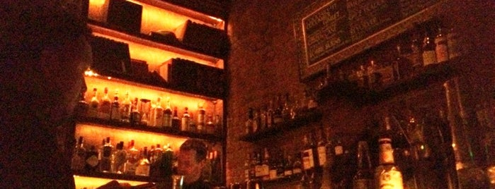 Bourbon & Branch is one of A Few SF Gems I've Found.