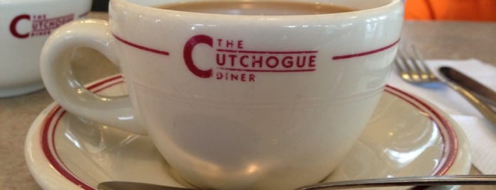 Cutchogue Diner is one of North Fork.