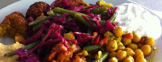Vegetariskt Matcafé Légumes is one of Stockholm Misc.