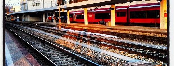 Bahnhof Langenthal is one of Bahnhöfe Top 200 Schweiz.