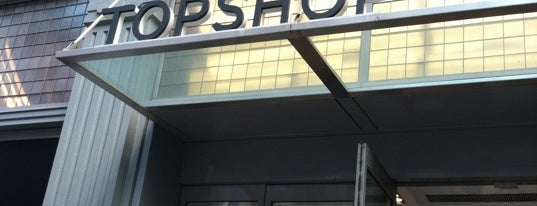 Topshop is one of New York.