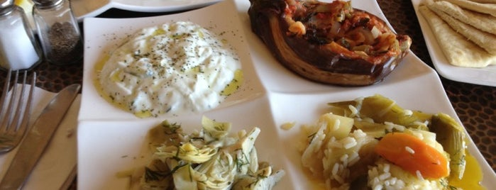 Agora Mediterranean Kitchen is one of Want to Try Out New.