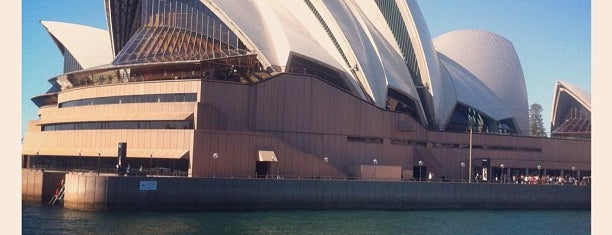 Sydney Opera House is one of Bucket List.