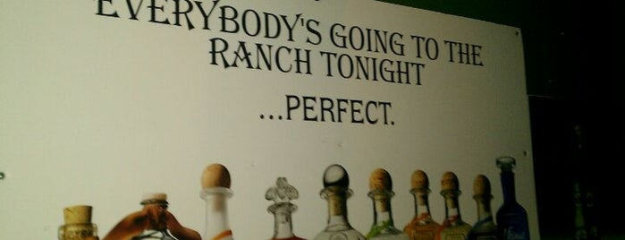 The Ranch is one of Bars for SXSW.