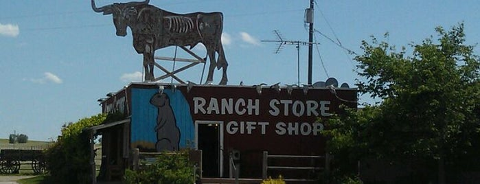 Badlands Ranch Store is one of Rapid City, SD.